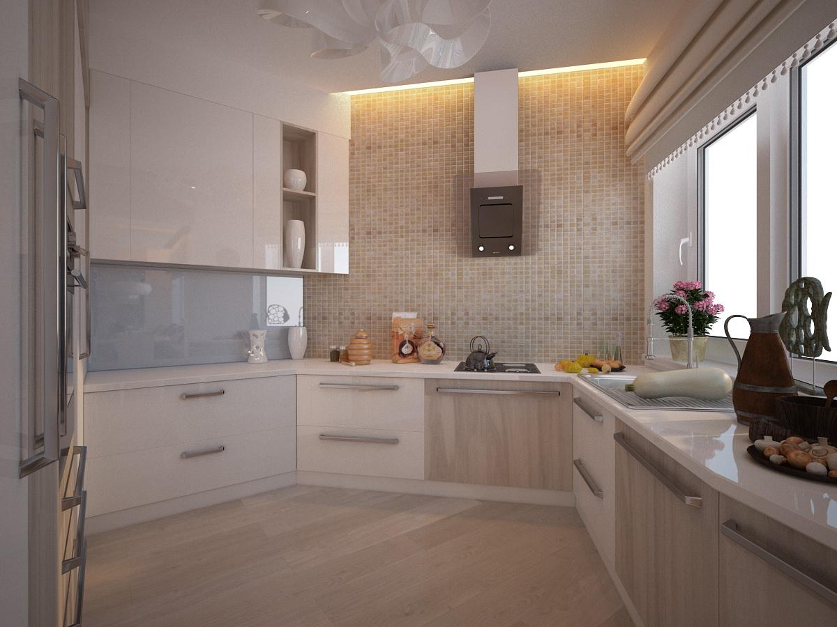 Дизайн интерьера квартир в современном стиле