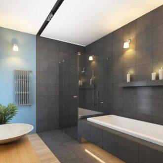 Как грамотно подобрать освещение для ванной комнаты