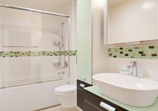 планировка ванной комнаты совмещенной с туалетом фото