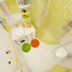 Дизайн ванной маленькой комнаты. 50 фото идей на 2017 год