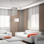 Как выбрать шторы для зала - лучшие дизайнерские решения 2017