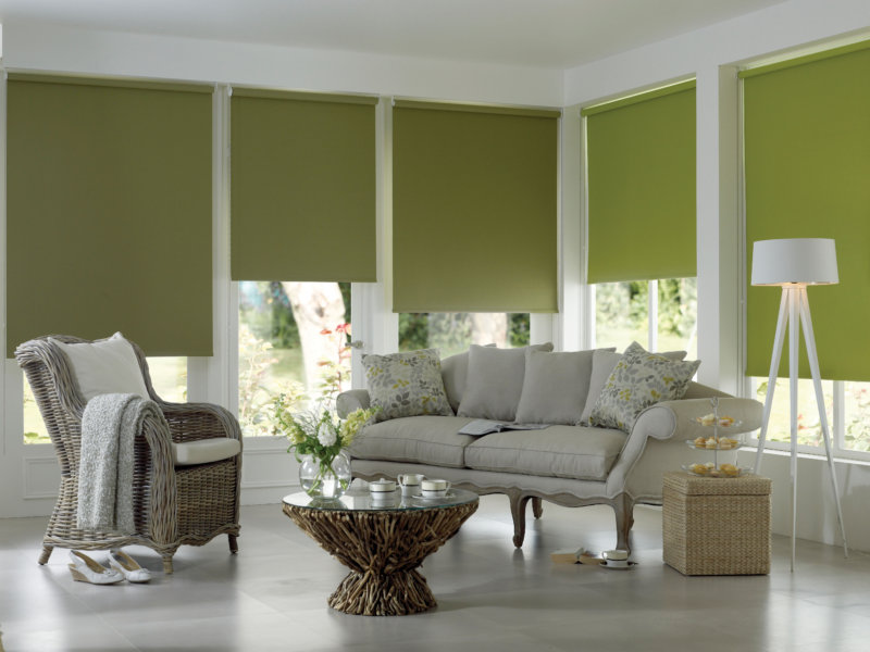 how to choose curtains for the hall