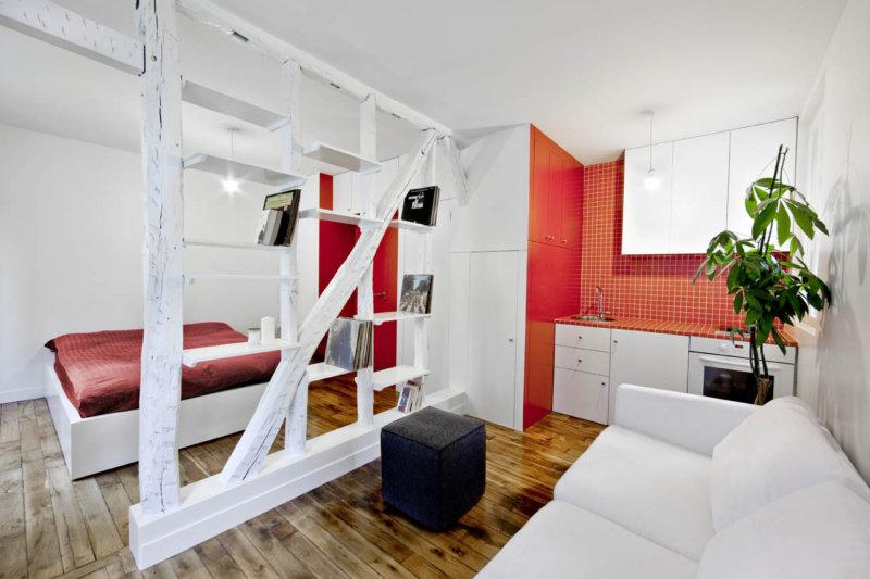 идеи ремонта маленьких квартир