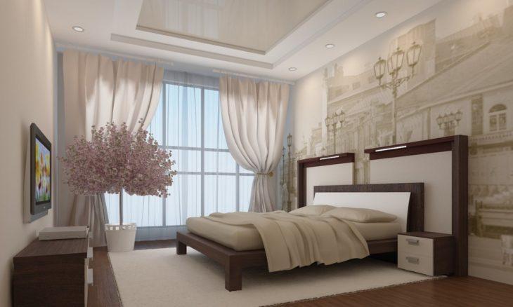 фото дизайн спальни фото 2017 современные идеи