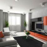 Современный дизайн маленькой гостиной: фото и видео идеи