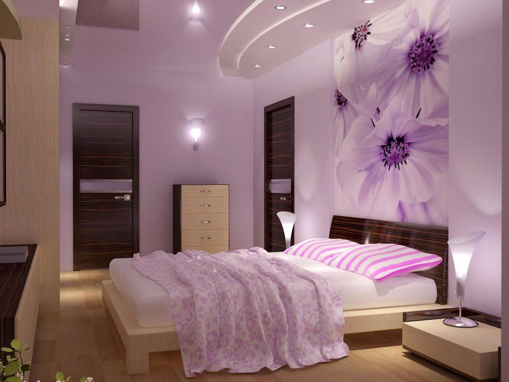 Дизайн спальни оригинальный своими руками