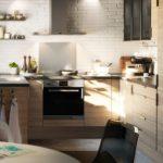 кухни икеа в интерьере фото
