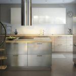 кухни с островом фото 2017