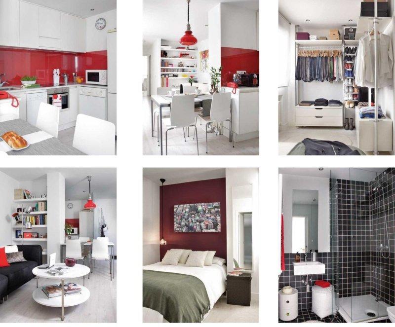 Лучшие фото идеи ремонта маленьких квартир