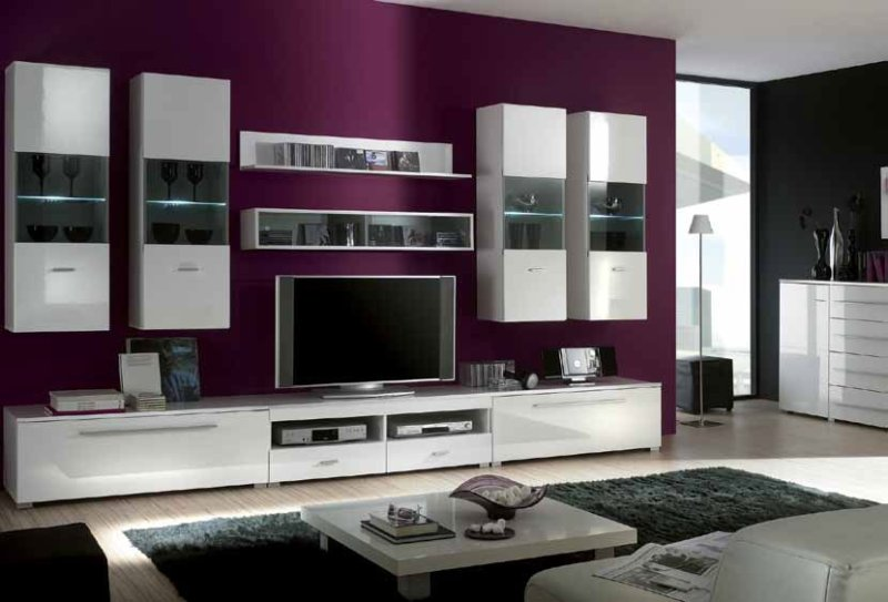 Как подобрать мебель в гостиную: современные идеи 2020 года
