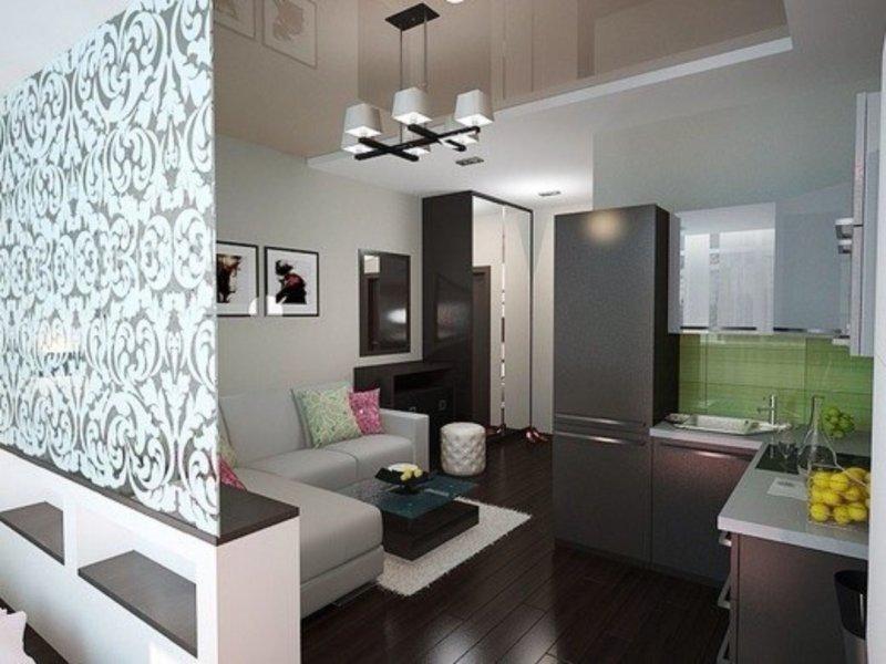 Дизайн квартиры студии фото 2020: современные идеи и секреты