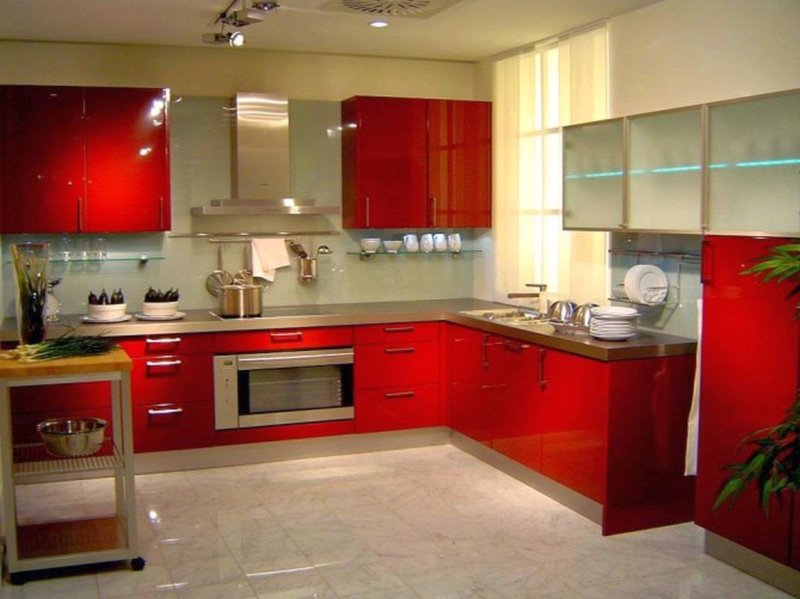 Фото кухня мебель интерьер