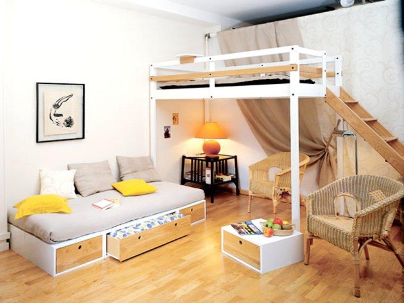 Дизайн двухуровневой квартиры – 30 фото идей для вас
