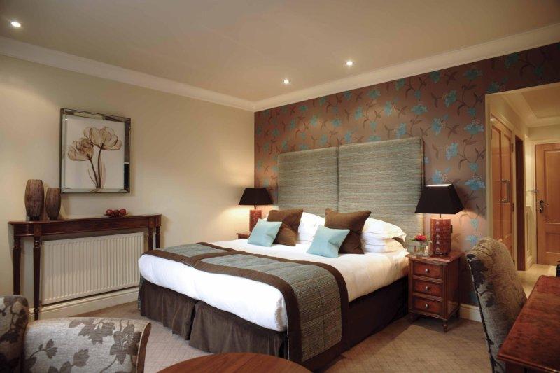 современный дизайн интерьера спальни