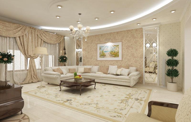 Дизайн интерьера квартир ремонт квартир