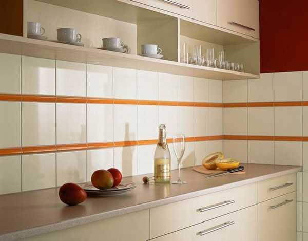 Керамическая плитка для кухни 55 фото
