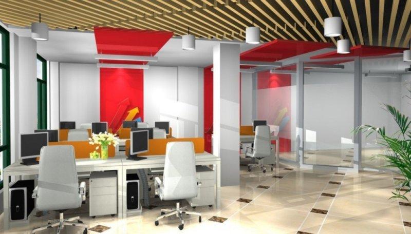 интерьер офиса дизайн фото