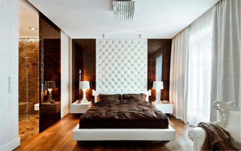 спальня дизайн интерьера оформление