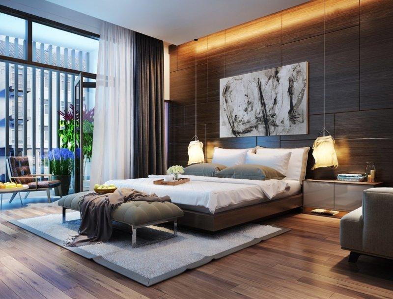 спальня классика интерьер дизайн