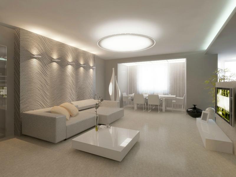 Дизайн светлой гостиной 50 фото идей интерьера
