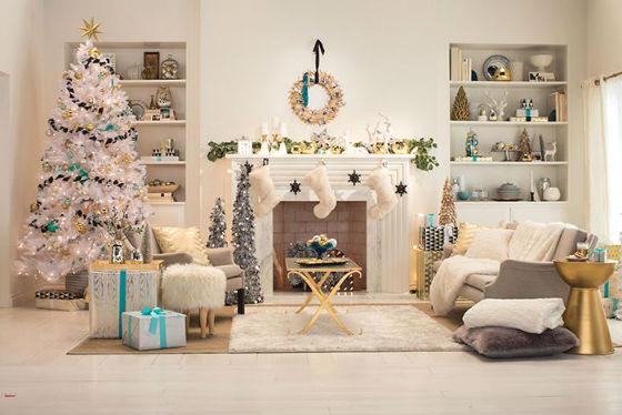 украшаем дом к новому году видео