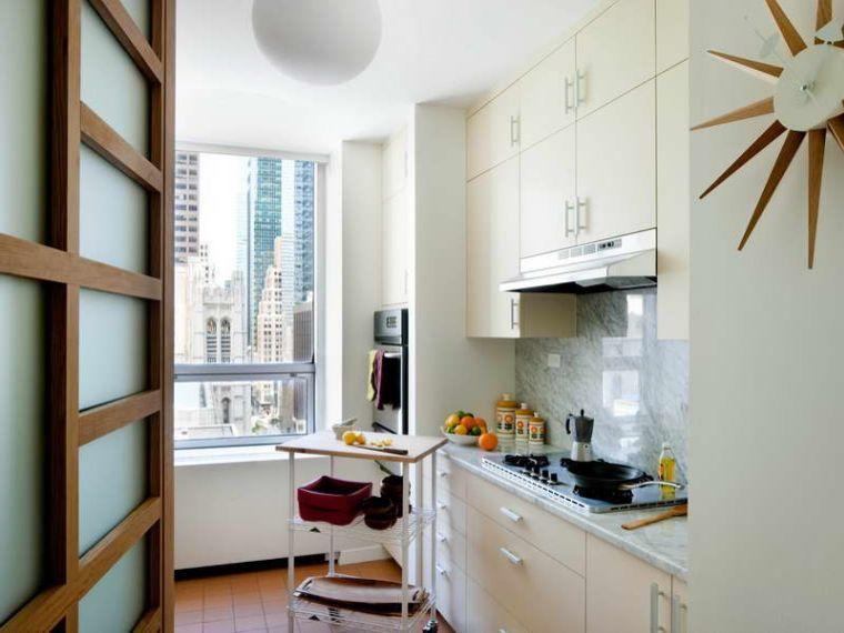 Красивое оформление кухни в квартире