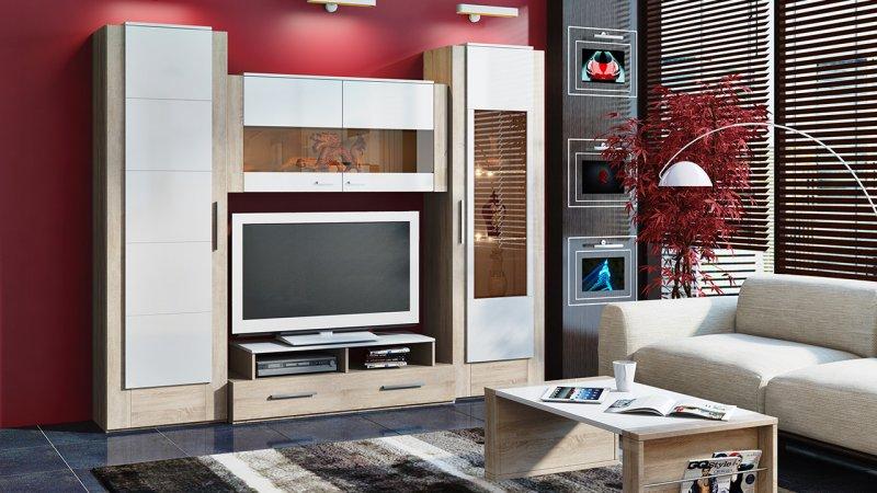 Современная корпусная мебель 2018. Смотрите 65 фото примеров