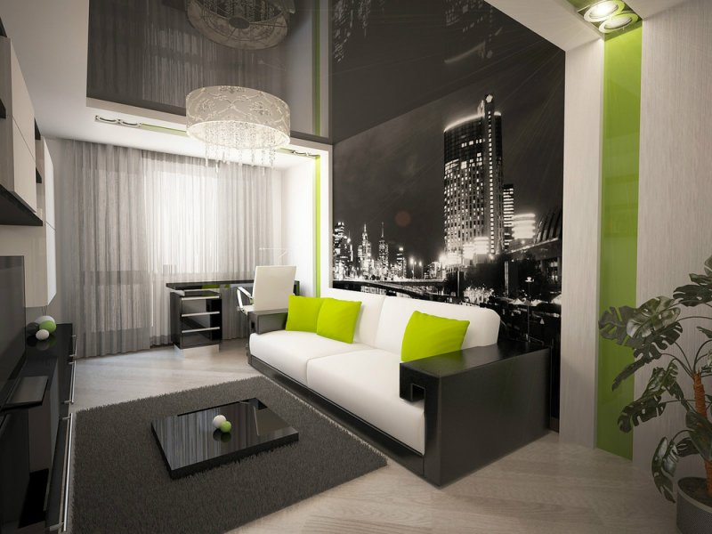 идеи для маленьких квартир интерьер фото