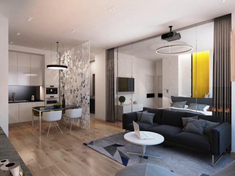 интерьер маленьких квартир хрущевок