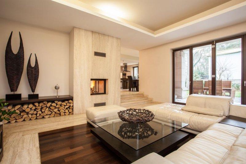 Стиль модерн в интерьере квартиры - 65 фото примеров