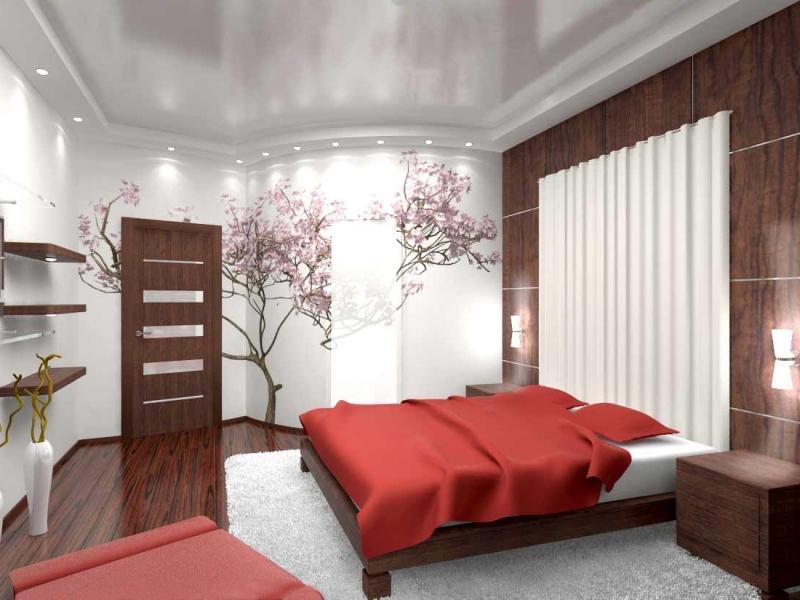 дизайн спальни фото 2018 современные идеи