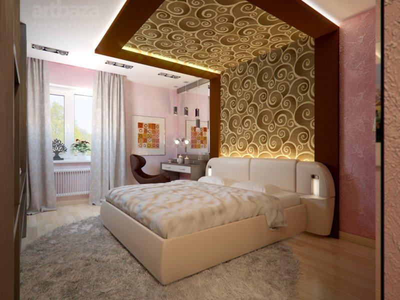 Дизайн спальни фото 2018 современные идеи - 70 фото