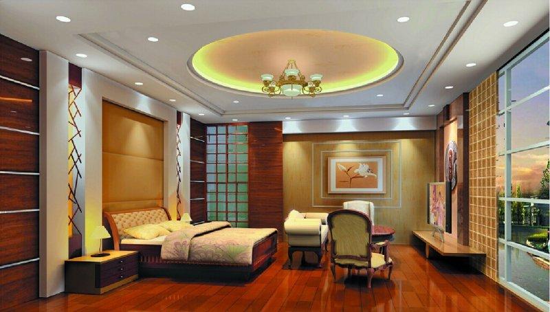 Дизайн красивых потолков из гипсокартона
