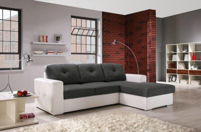 угловые диваны в интерьере квартиры