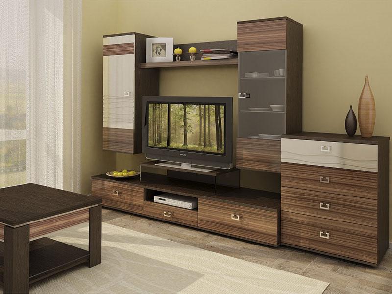 Модульная мебель — практичные решения