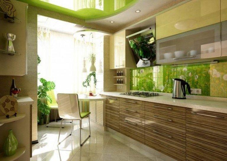 стили дизайна интерьера кухни