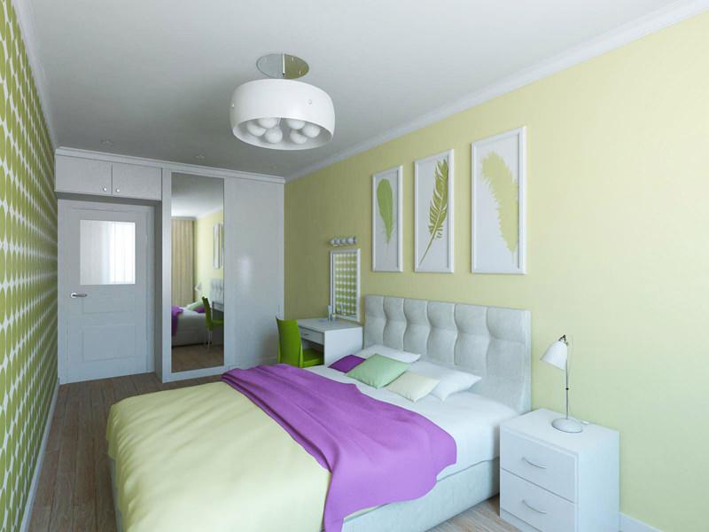 Дизайн спальни в хрущевке 65 фото идей