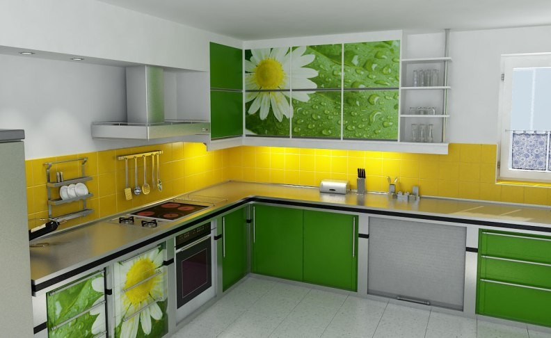 дизайн интерьера кухни фото современные идеи