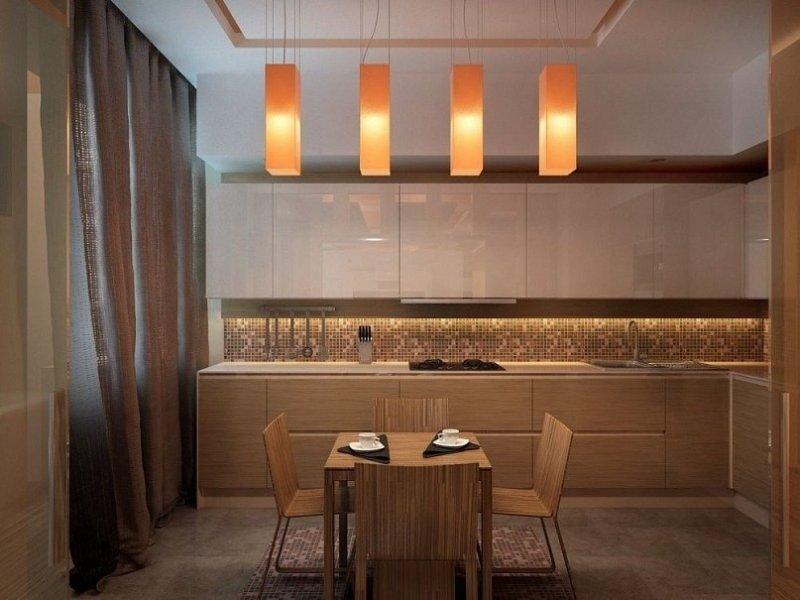 дизайн интерьер кухни современные идеи