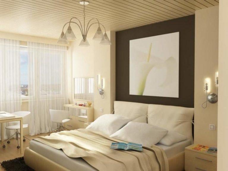 Дизайн спальни в хрущёвке фото 2015 современные идеи
