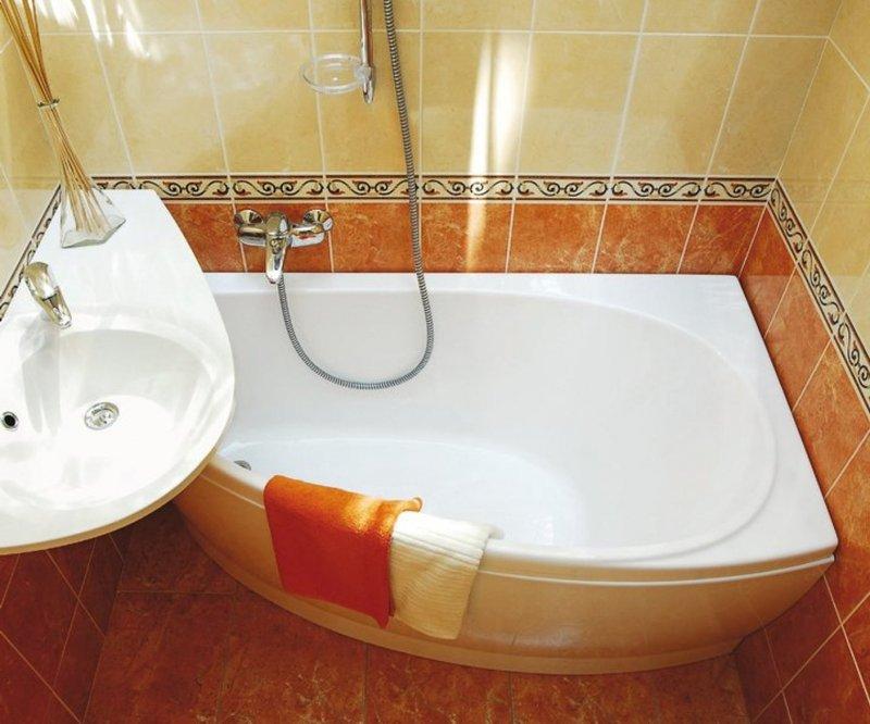 Дизайн ванной маленькой комнаты - 80 фото идей 2018