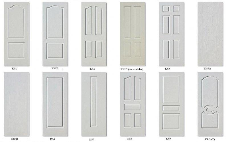 какие межкомнатные двери сейчас в моде фото 2018