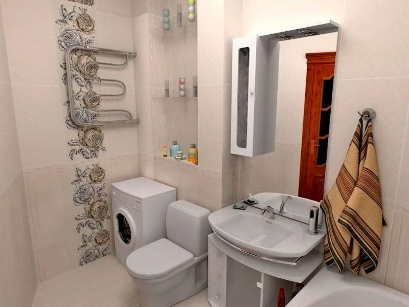 Дизайн ванной комнаты фото 2018 современные идеи