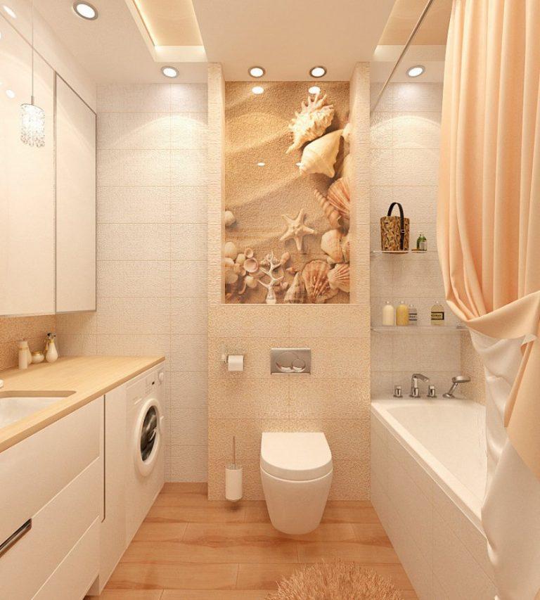 дизайн маленькой ванной комнаты фото 2018 современные идеи