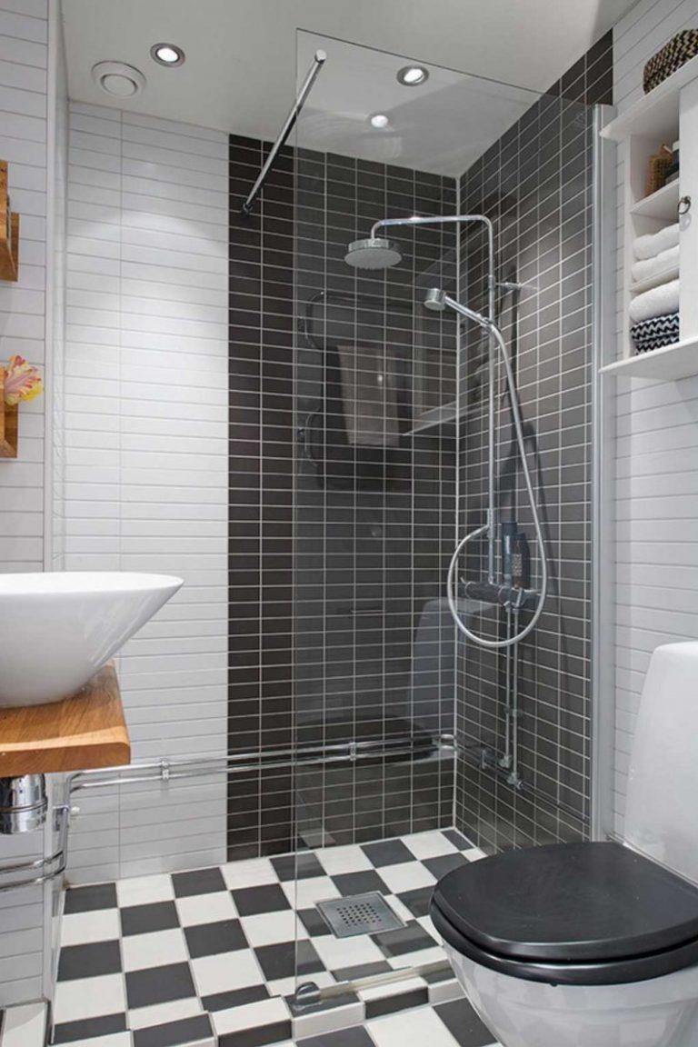 Модный дизайн ванной комнаты 2018 (200 фото-идей и советы)