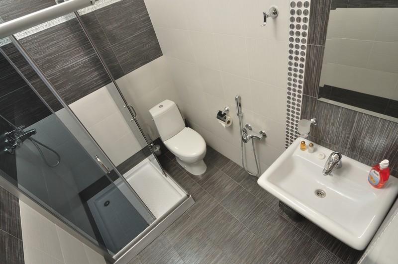 Дизайн ванной маленькой комнаты - 80 фото идей 2018 91