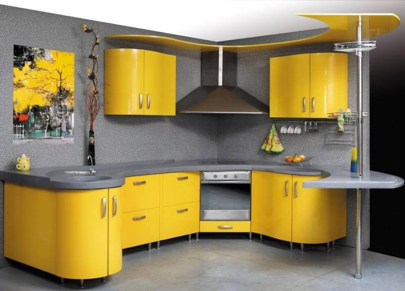 выбрать кухню фото