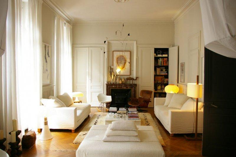 Французский стиль в интерьере 70 фото современного дизайна