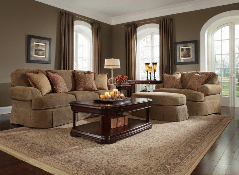большие диваны для гостиной