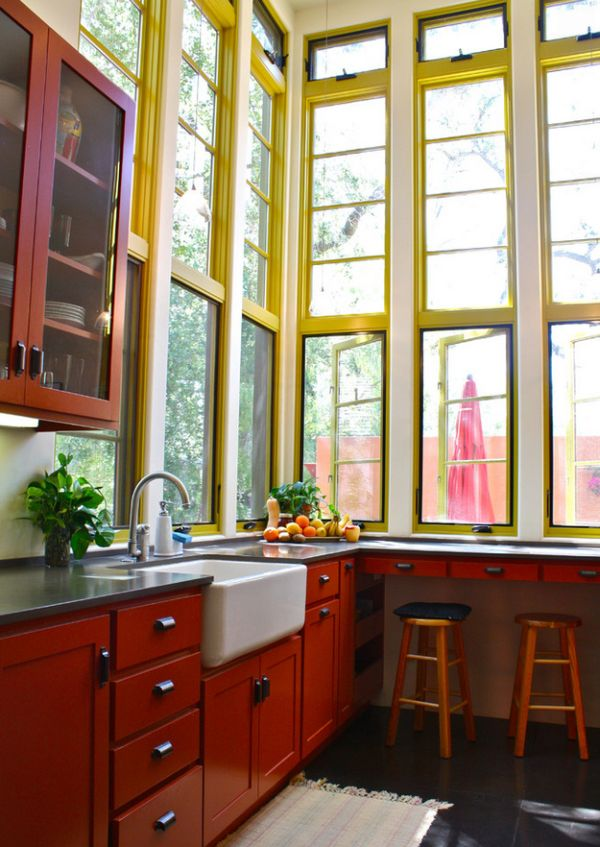 Яркие окна для ярких людей!